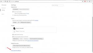 google chrome secrets