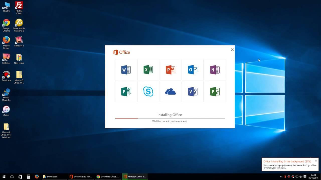 office-2017 تحميل برنامج اوفيس 2017 Office مجاناً مع شرح لطريقة التثبيت تحميل برامج كمبيوتر