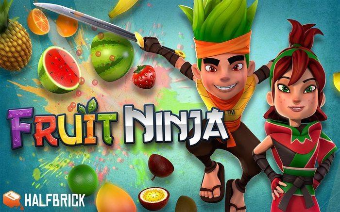 fruit-ninja1 لعبة تقطيع الفواكه Fruit Ninja 2017 العاب اندرويد