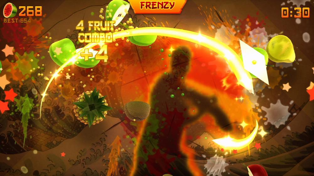fruit-ninja3 لعبة تقطيع الفواكه Fruit Ninja 2017 العاب اندرويد