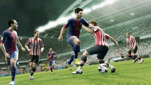 pes-2013.1 تحميل لعبة بيس 2013 أفضل ألعاب كرة القدم كاملة مجاناً تحميل العاب كمبيوتر