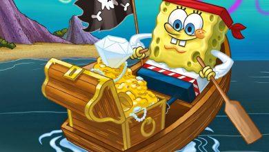 لعبة سبونج بوب - Spongebob