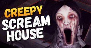 احميل لعبة Creepy Scream House