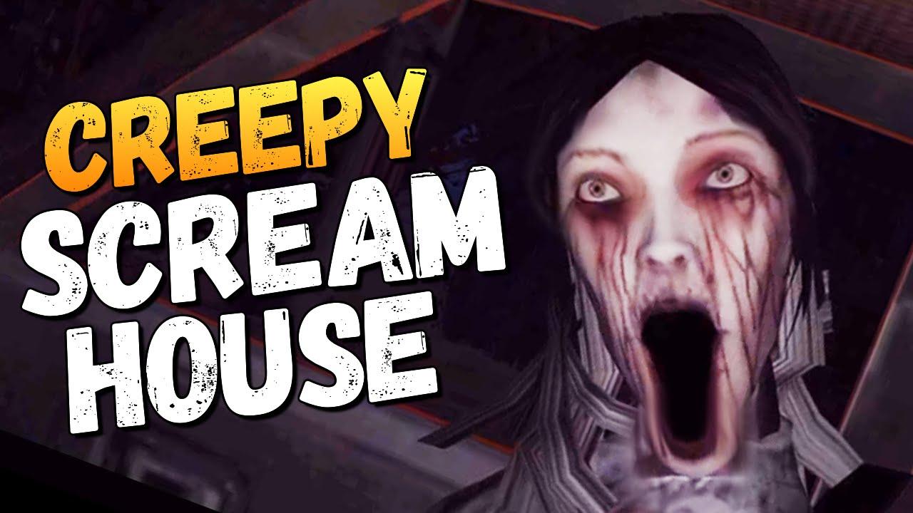 Creepy-Scream-House تحميل لعبة بيت الرعب 2019 للكُمبيوتر والموبايل مجاناً العاب اندرويد تحميل العاب كمبيوتر