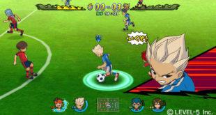 لعبة أبطال الكرة Inazuma Eleven Strikers