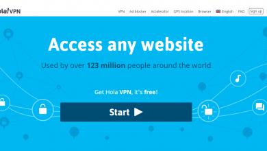 تحميل برنامج hola للكمبيوتر مجانا