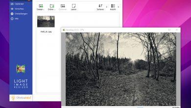 تحميل برنامج light image resizer