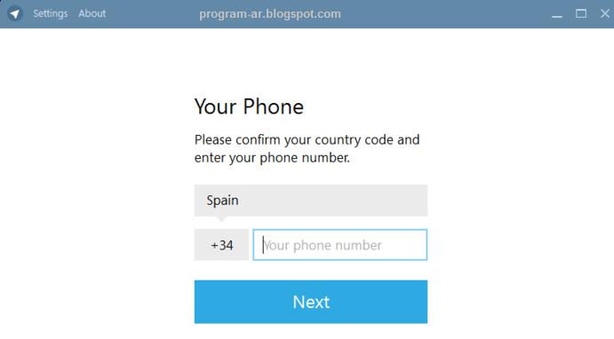 telegram تحميل برنامج تلغرام للكمبيوتر - Telegram 2018 برامج نت تحميل برامج كمبيوتر