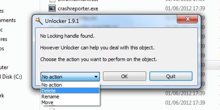 unlocker-1 برنامج حذف الملفات المستعصية و البرامج من جذورها - Unlocker 2017 برامج اندرويد تحميل برامج كمبيوتر