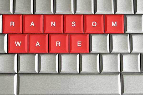 فايروس RansomWare
