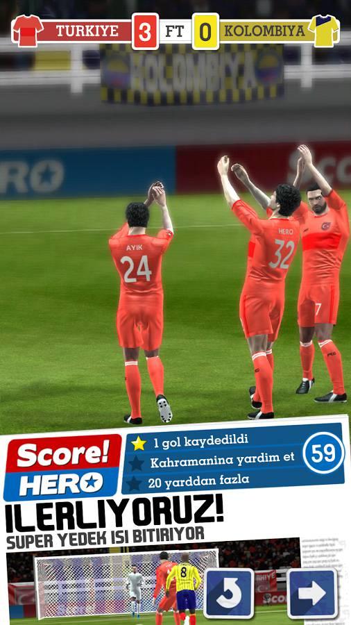 download-score-hero-1 تحميل لعبة Score! HERO أشهر ألعاب كرة القدم للموبايل و الكمبيوتر العاب اندرويد تحميل العاب كمبيوتر