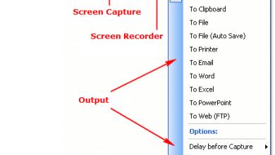 تحميل برنامج تصوير الشاشة - تسجيل الشاشة فيديو مجانا