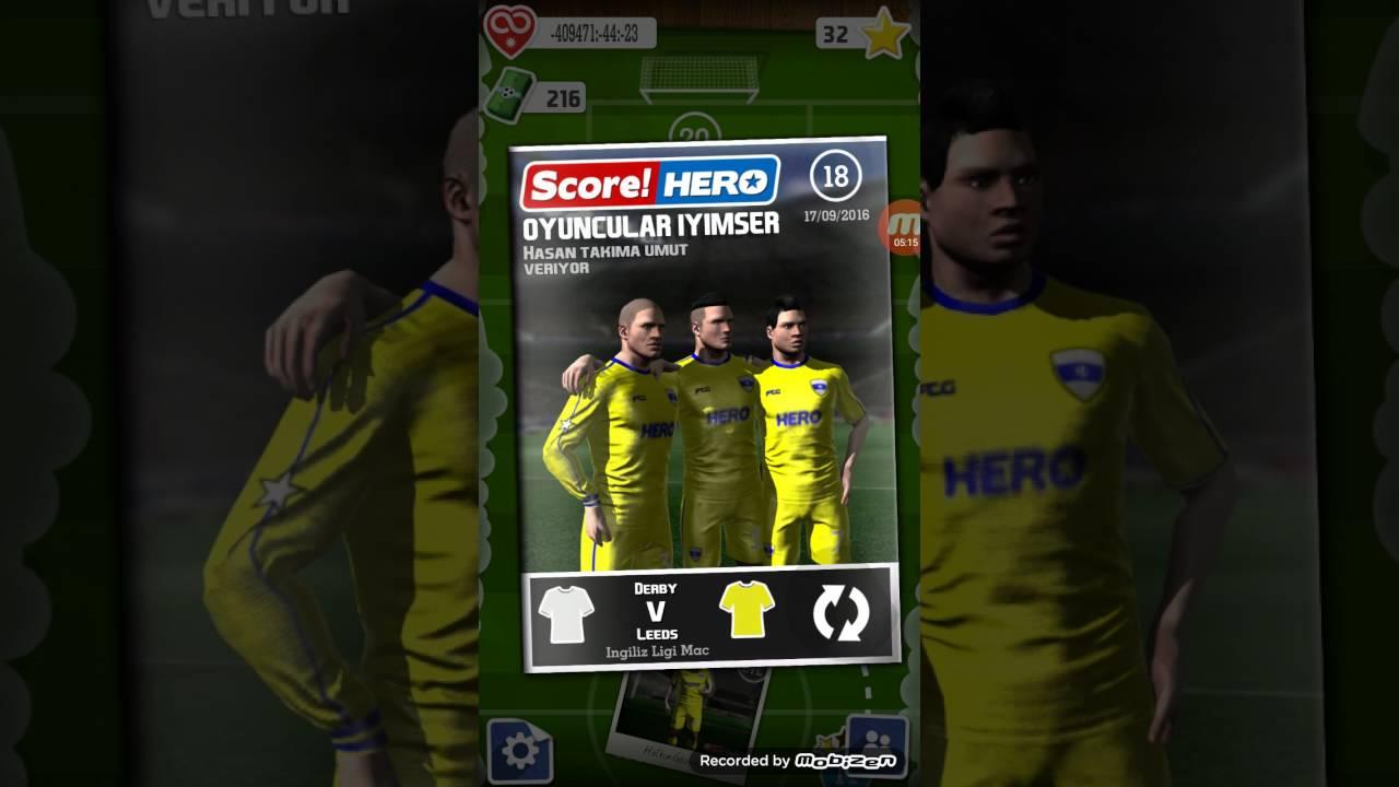 score-hero تحميل لعبة Score! HERO أشهر ألعاب كرة القدم للموبايل و الكمبيوتر العاب اندرويد تحميل العاب كمبيوتر