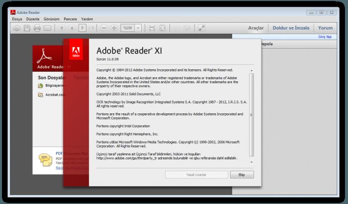 تحميل برنامج adobe reader للكمبيوتر 2017