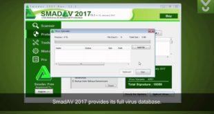 برنامج Smadav 2017 مجانا