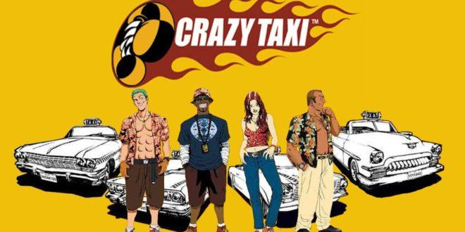 تحميل لعبة crazy taxi أشهر ألعاب قيادة السيارات مجاناً