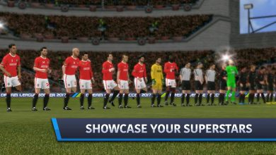 تحميل لعبة dream league soccer 2017