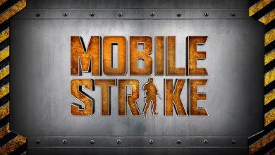 تحميل لعبة mobile strike