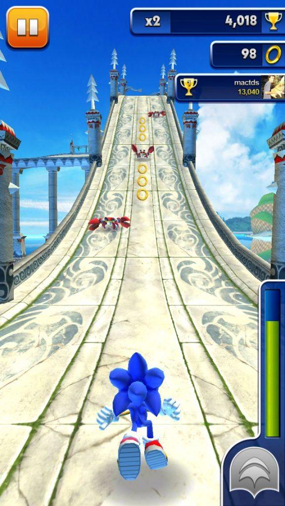 sonic_dash-free-577x1024 تحميل لعبة Sonic Dash - تمتع بلعبة سونيك للكمبيوتر و الاندرويد و الايفون العاب اندرويد تحميل العاب كمبيوتر