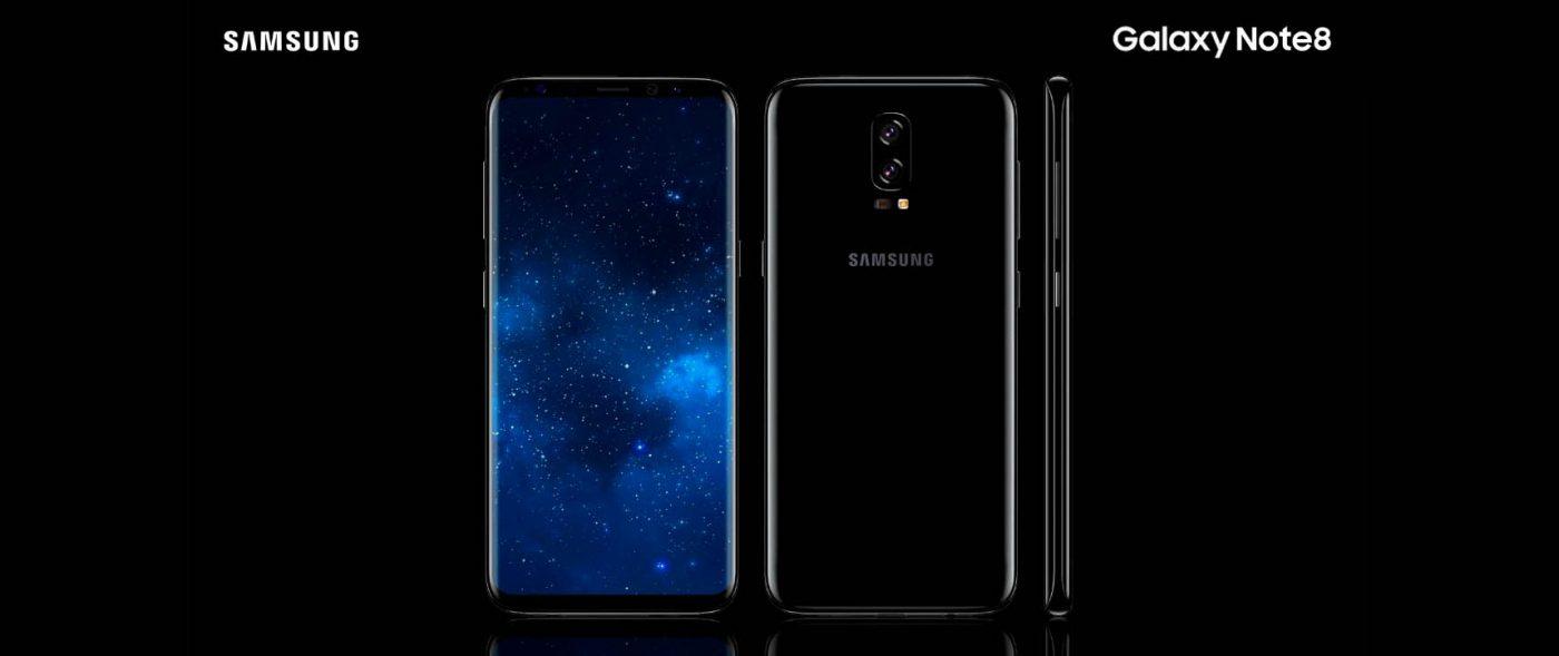 Galaxy-Note-8 تعرف على مواصفات وأسعار هاتف سامسونج نوت 8 الجديد برامج اندرويد