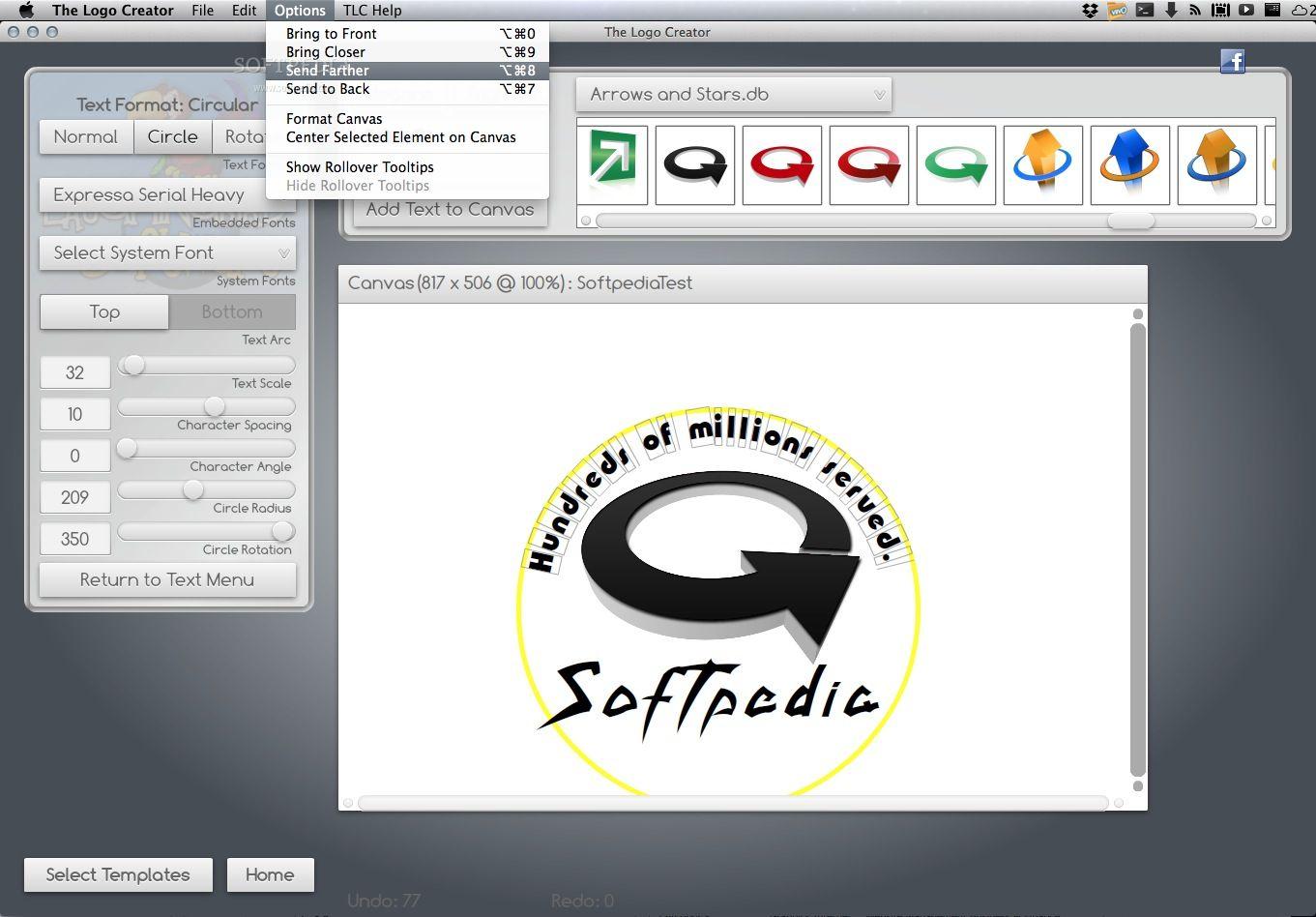 تحميل برنامج تصميم شعارات Logo Creator مجاناً للكمبيوتر - موقع داونلودر