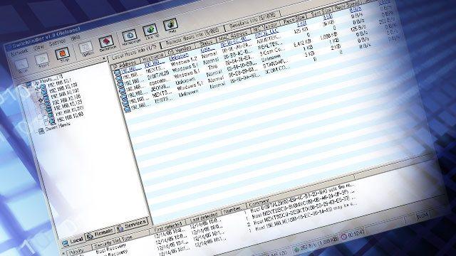1-1 SwitchSniffer برنامج سحب و تقسيم سرعة النت ومعرفة استهلاك الانترنت علي الشبكة برامج نت تحميل برامج كمبيوتر