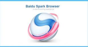 برنامج baidu spark browser 2018