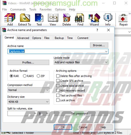 3-1 تحميل برنامج فك الضغط 2018 للكمبيوتر رابط مباشر تحميل برامج كمبيوتر
