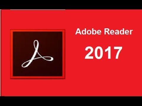 3-4 تحميل برنامج Adobe Reader 2018 لقراءة و انشاء و تحرير ملفات PDF تحميل برامج كمبيوتر