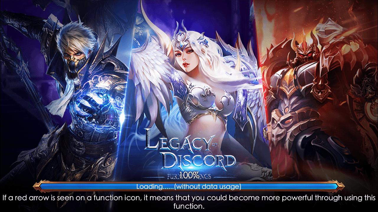 legacy-of-discord-4 تحميل لعبة Legacy of discord افضل بديل لـ سيلك رود للهواتف العاب اندرويد