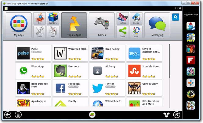 -تشغيل-تطبيقات-الأندرويد-على-الحاسوب-BlueStacks-3 برنامج تشغيل تطبيقات الأندرويد على الكمبيوتر BlueStacks تحميل برامج كمبيوتر