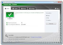 -مضاد-الفيروسات-Microsoft-Security-Essentials-1 تحميل برنامج مضاد الفيروسات Microsoft Security Essentials 2018 برامج حماية تحميل برامج كمبيوتر