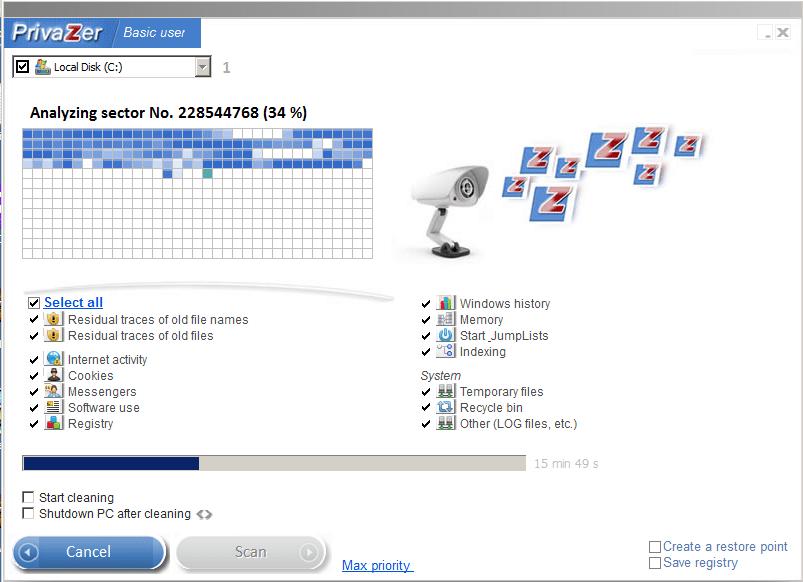 -وتثبيت-وشرح-برنامج-PrivaZer-أفضل-برنامج-لصيانة-الويندوز-3 برنامج تنظيف الملفات الزائدة PrivaZer برامج حماية تحميل برامج كمبيوتر