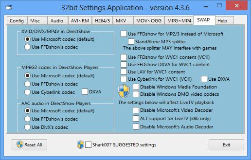 -Advanced-Codecs-2 تحميل Advanced Codecs - لتشغيل جميع صيغ الفيديو تحميل برامج كمبيوتر