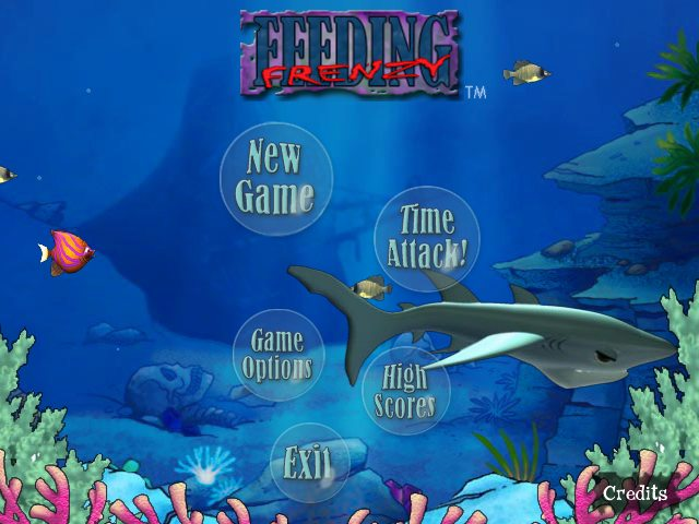 -السمكة-feeding-frenzy-2 تحميل لعبة السمكة feeding frenzy العاب اندرويد تحميل العاب كمبيوتر