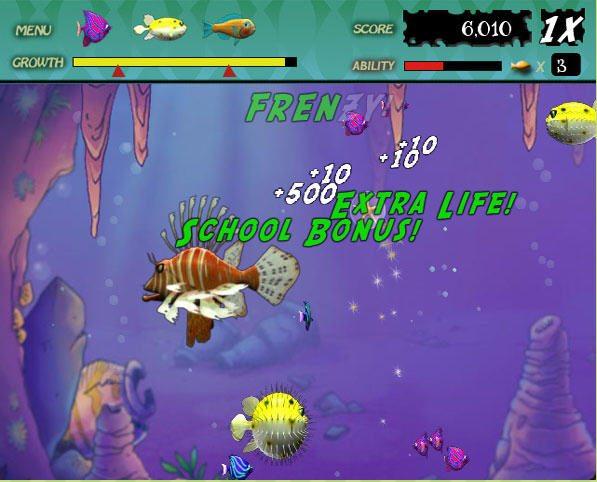 -السمكة-feeding-frenzy-3 تحميل لعبة السمكة feeding frenzy العاب اندرويد تحميل العاب كمبيوتر