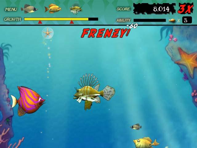 -السمكة-feeding-frenzy-4 تحميل لعبة السمكة feeding frenzy العاب اندرويد تحميل العاب كمبيوتر