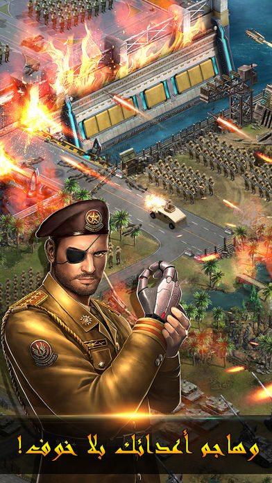 -لهيب-الشرق-3 لعبة لهيب الشرق warfare strike للاندرويد والايفون العاب اندرويد العاب ايفون