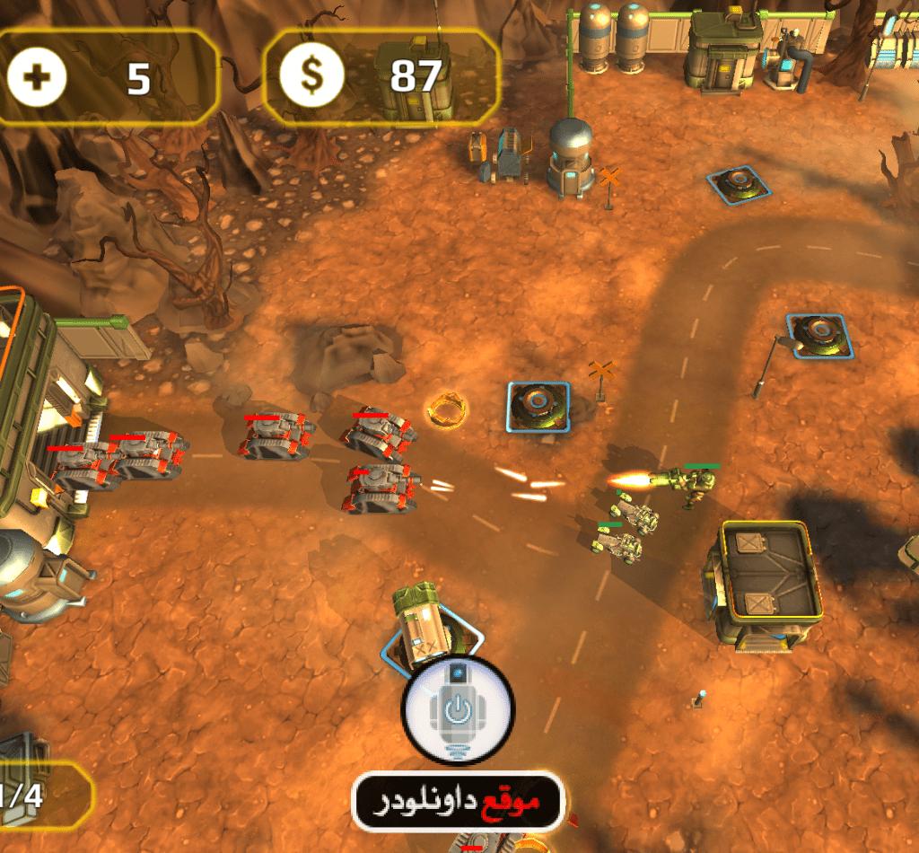 -لعبة-الحرب-الدفاعية-5-1024x950 تحميل لعبة الحرب الدفاعية Generals TD HD مجانا العاب اندرويد العاب ايفون