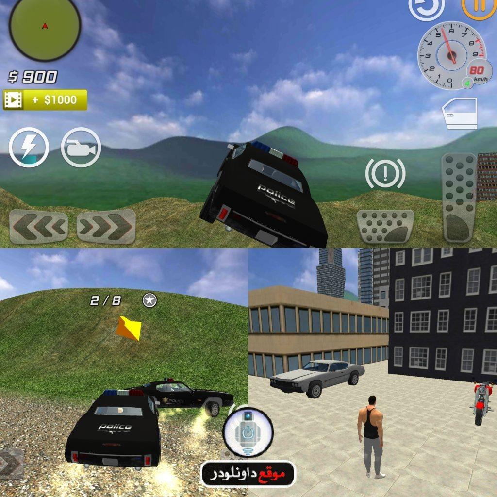 -لعبة-محاكاة-السيارات-1-1024x1024 تحميل لعبة محاكاة السيارات City Car Driver للاندرويد العاب اندرويد العاب ايفون