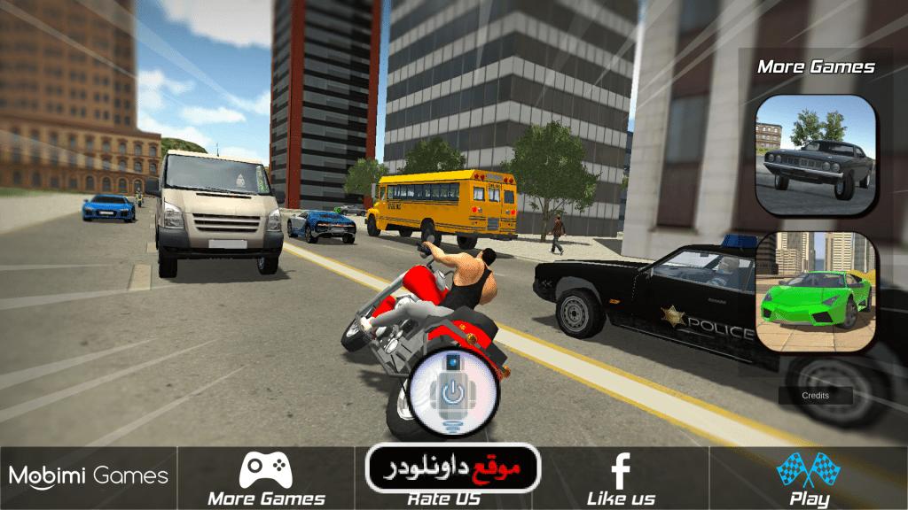 -لعبة-محاكاة-السيارات-1-1024x576 تحميل لعبة محاكاة السيارات City Car Driver للاندرويد العاب اندرويد العاب ايفون