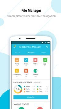 -مدير-ملفات-الاندرويد-4 تحميل مدير ملفات الاندرويد Forlazier file manager برامج اندرويد