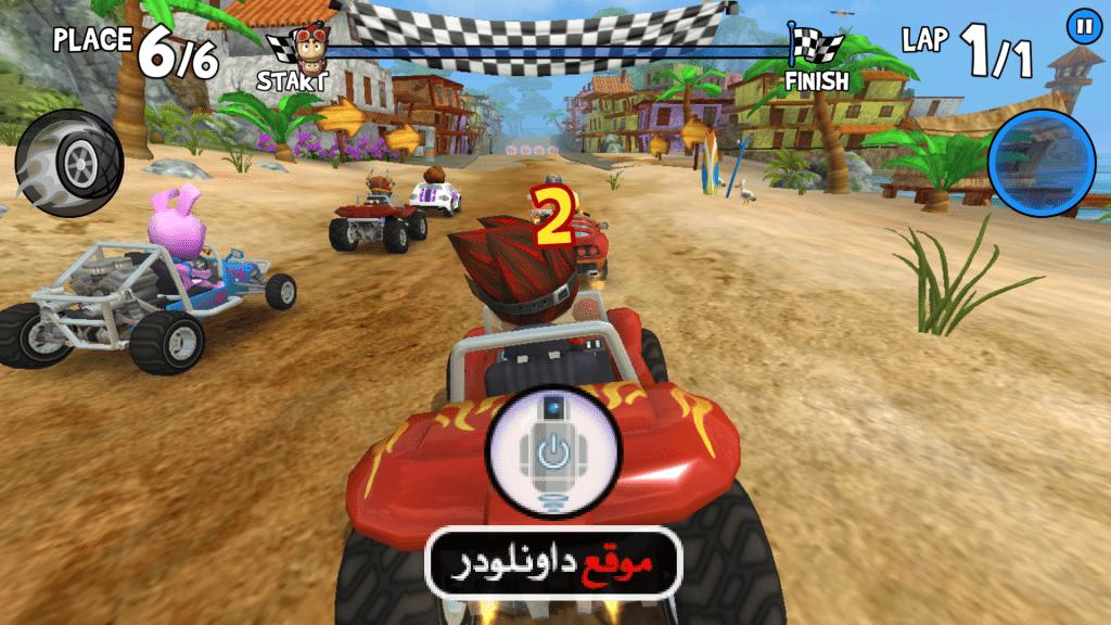 -beach-buggy-racing-2-1024x576 تحميل لعبة beach buggy racing للاندرويد مجانا العاب اندرويد العاب ايفون
