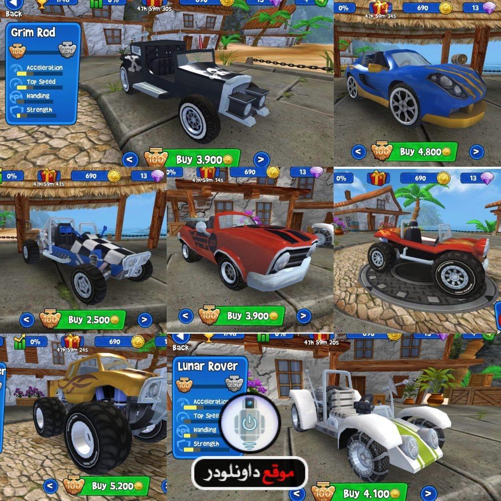 -beach-buggy-racing-3-1024x1024 تحميل لعبة beach buggy racing للاندرويد مجانا العاب اندرويد العاب ايفون