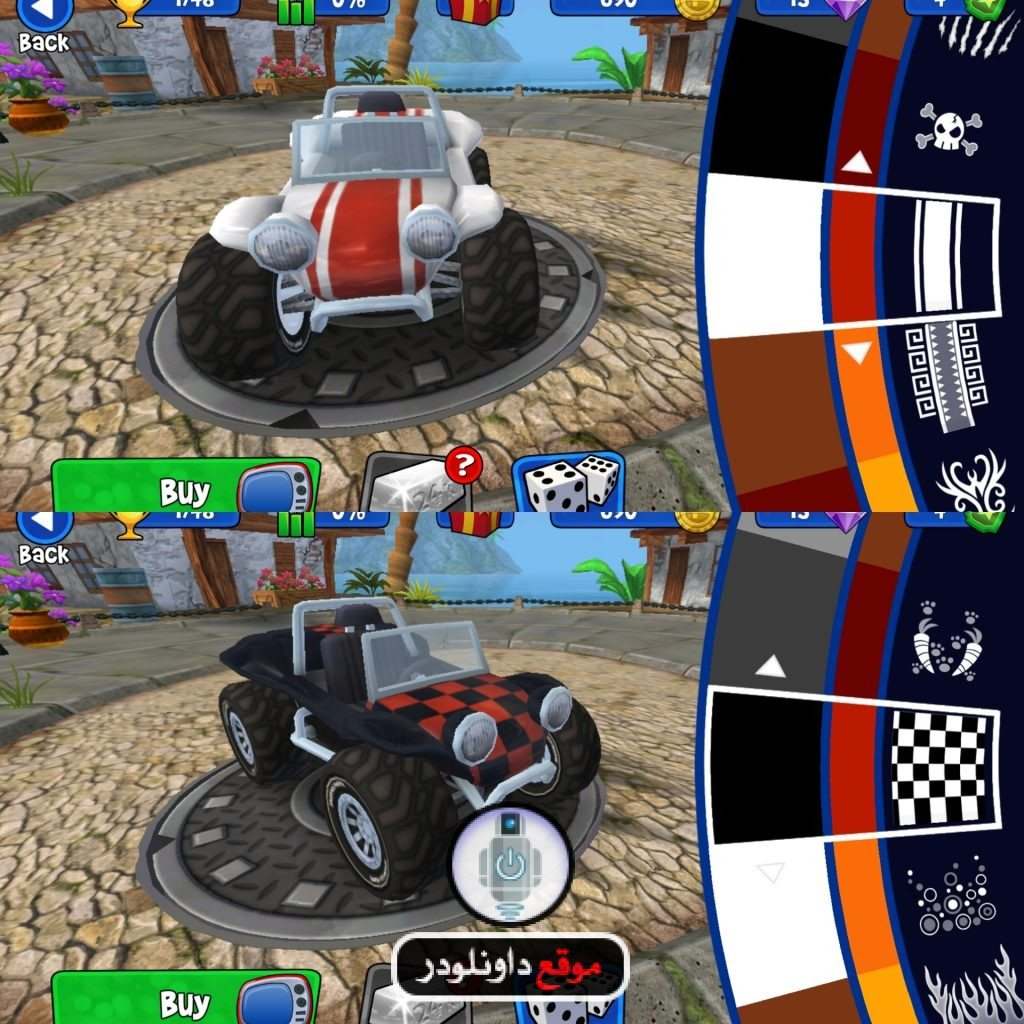 -beach-buggy-racing-4-1024x1024 تحميل لعبة beach buggy racing للاندرويد مجانا العاب اندرويد العاب ايفون
