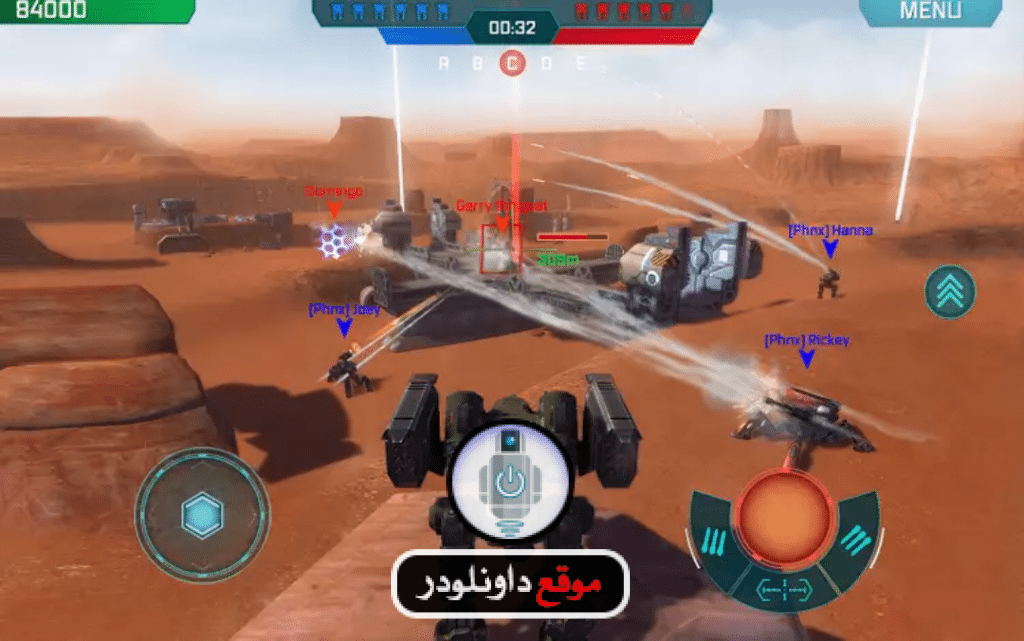-war-robots-3-1024x641 لعبة war robots قتال الروبوت للاندرويد و للايفون برابط مباشر العاب اندرويد العاب ايفون