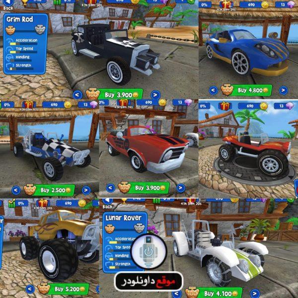 -beach-buggy-racing-3-e1514080295851 تحميل لعبة سباق البيتش باجى للاندرويد و للايفون العاب اندرويد العاب ايفون