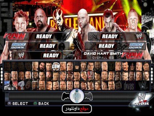 WWE-2018-1 تحميل لعبة المصارعة على الكمبيوتر WWE 2018 العاب اندرويد تحميل العاب كمبيوتر