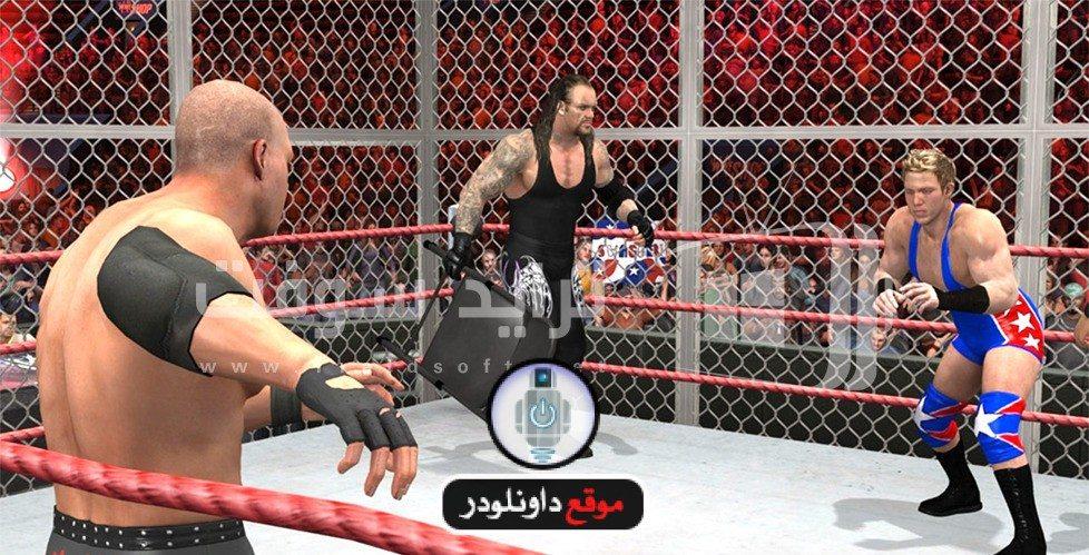 WWE-2018-2 تحميل لعبة المصارعة على الكمبيوتر WWE 2018 العاب اندرويد تحميل العاب كمبيوتر