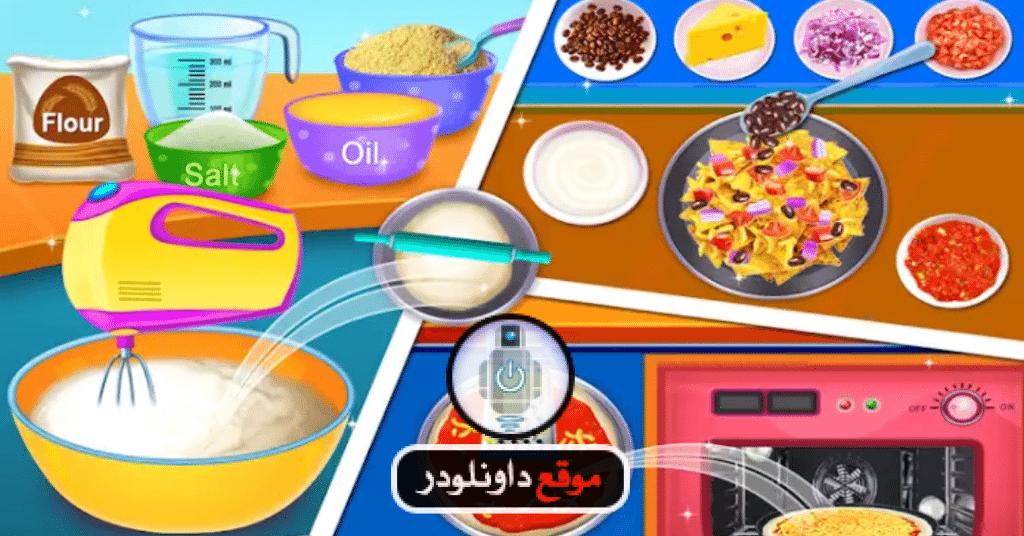 -بيع-الطعام-3-1024x536 لعبة بيع الطعام افضل العاب طبخ في المطاعم تحميل العاب كمبيوتر